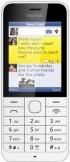 Nokia 220 White