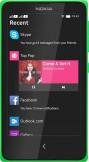 SIM FREE Nokia X Green