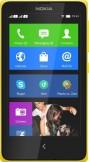SIM FREE Nokia X Yellow