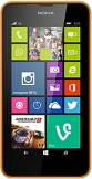 SIM FREE Nokia Lumia 630 Orange