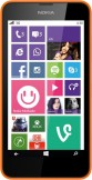 SIM FREE Nokia Lumia 635 Orange