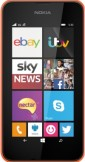 SIM FREE Nokia Lumia 530 Orange