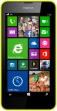 SIM FREE Nokia Lumia 630 Yellow