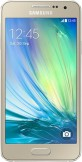 Samsung Galaxy A3 Gold mobile phone