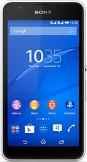 Sony XPERIA E4g White