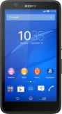 Sony XPERIA E4g mobile phone