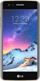 LG K8 2017 Gold mobile phone