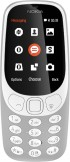 Nokia 3310 2017 Grey mobile phone