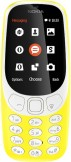 Nokia 3310 2017 Yellow mobile phone