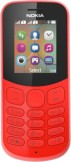 Nokia 130 2017 Red mobile phone