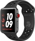 Apple Watch Nike Plus 42mm Space Grey Aluminium Case with Anthracite Black Nike Sport Band mobile phone