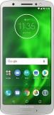 Motorola Moto G6 Silver mobile phone
