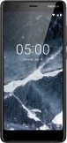 Nokia 5.1 Black mobile phone