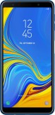 Samsung Galaxy A7 Blue mobile phone