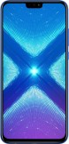 Honor 8X Blue mobile phone