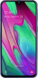 Samsung Galaxy A40 Blue mobile phone
