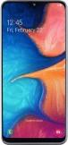 Samsung Galaxy A20e White mobile phone