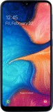 Samsung Galaxy A20e Blue mobile phone