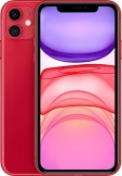 Apple iPhone 11 64GB (PRODUCT) RED mobile phone