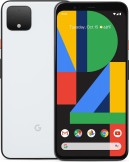 Google Pixel 4 128GB Clearly White mobile phone