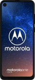 Motorola One Vision Bronze mobile phone