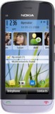Nokia C5-03 Black Lilac