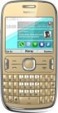 Nokia Asha 302 Gold