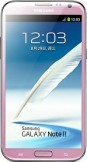 Samsung Galaxy Note 2 Pink