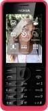 Nokia 301 Dual SIM Magenta Pink