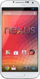 Samsung Galaxy S4 Google Nexus White