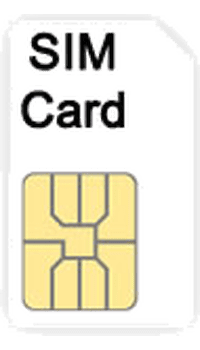 SIM Only SIM Card on Vodafone