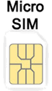 SIM Only Micro SIM Card on VOXI