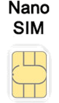 SIM Only Nano SIM Card on VOXI