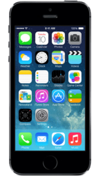 Apple iPhone 5S 16GB on EE Upgrade