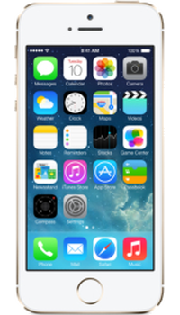Apple iPhone 5S 16GB Gold on EE Upgrade