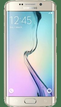 Samsung Galaxy S6 Edge 64GB Gold Platinum