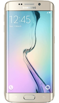 Samsung Galaxy S6 Edge 32GB Gold Platinum