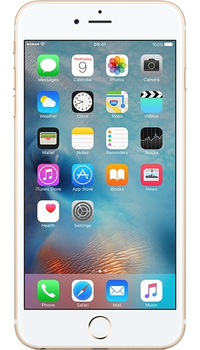 Apple iPhone 6s Plus 128GB Gold deals