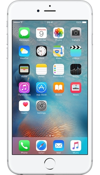 Apple iPhone 6s Plus 128GB Silver deals