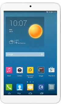 Alcatel Pixi 3 8 White deals
