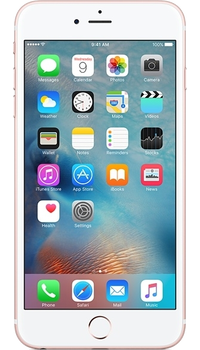 Apple iPhone 6s 32GB Rose Gold on BT Mobile