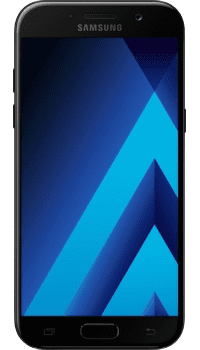 Samsung Galaxy A5 2017 on iD