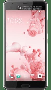 HTC U Ultra Pink on Vodafone
