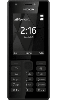 Nokia 216 on EE Upgrade
