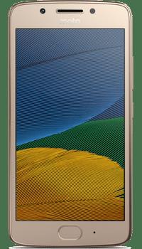 Motorola Moto G5 16GB Fine Gold