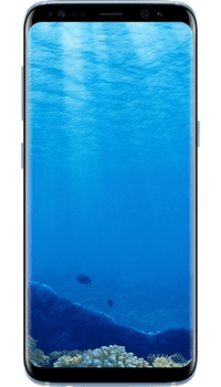 Samsung Galaxy S8 Coral Blue deals