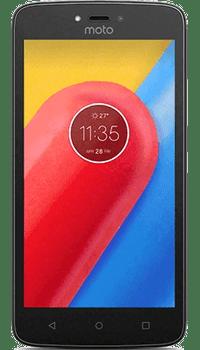 Motorola Moto C Cherry
