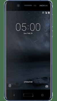 Nokia 5 Blue on O2