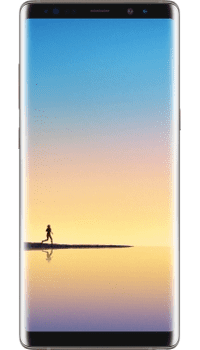 Samsung Galaxy Note 8 Gold on EE Upgrade