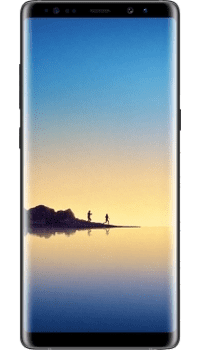 Samsung Galaxy Note 8 Dual SIM Black